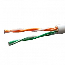 SUPRLAN 01-0218 SUPRLAN Standard UTP 5e 2x2xAWG24 Cu LSZH нг(А)-HF In. 305м
